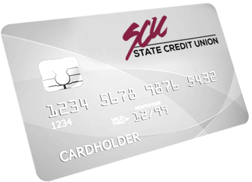 SCU Visa Credit Card