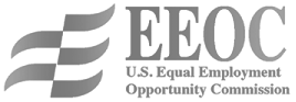 US Equal Employment Opportunity Commission logo.